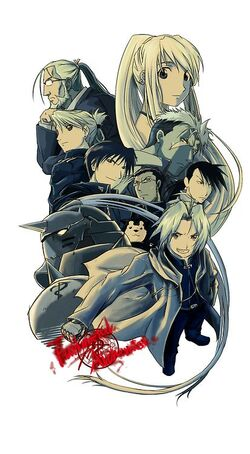 P.1 (Full Metal Alchemist Brotherhood)