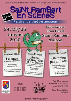 Festival Saint Rambert En Scènes 2020