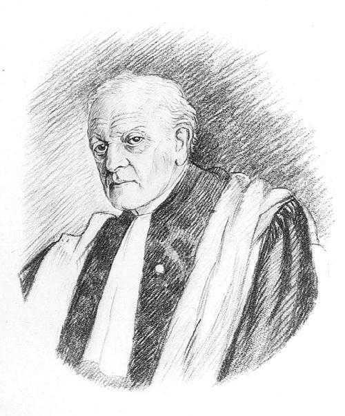 Le Doyen Charles Lyon-Caen