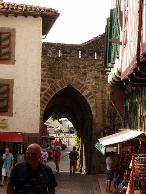 Porte de Navarre