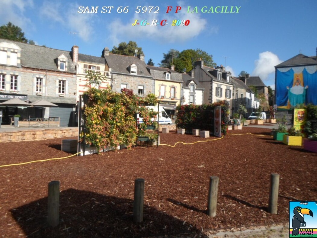 FESTIVAL PHOTO N° 17 LA GACILLY 56  3/4   D   23/09/2020