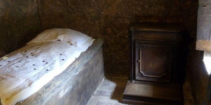 ST RITA OF CASCIA; BEDROOM