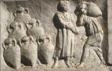 Les amphores, témoins de la mondialisation antique...