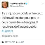 Macron et Fillon riment-ils avec pognon ?