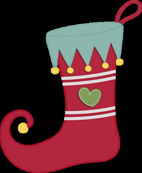 Chaussettes de Noël 1