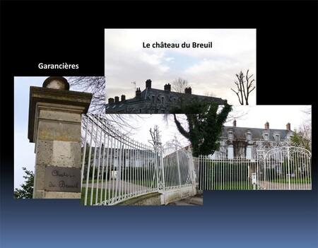Le château du Breuil à Garancières