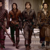 Videos the musketeers