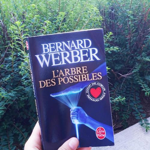 L'ARBRE DES POSSIBLES de Bernard WERBER
