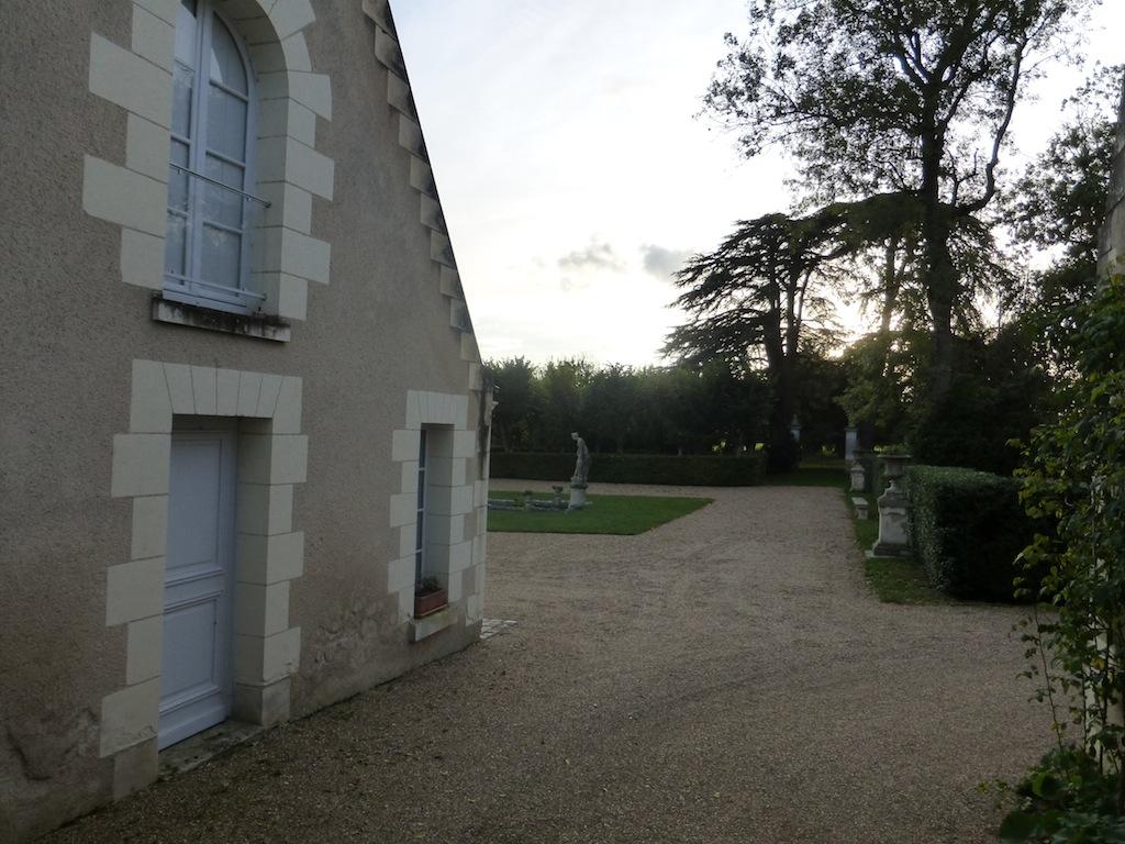 Après Bergson, voici la propriété d'Anatole France.