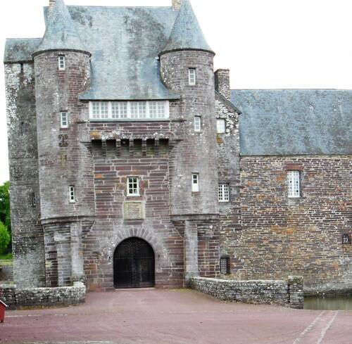 -Château de Trécesson (Campénéac)
