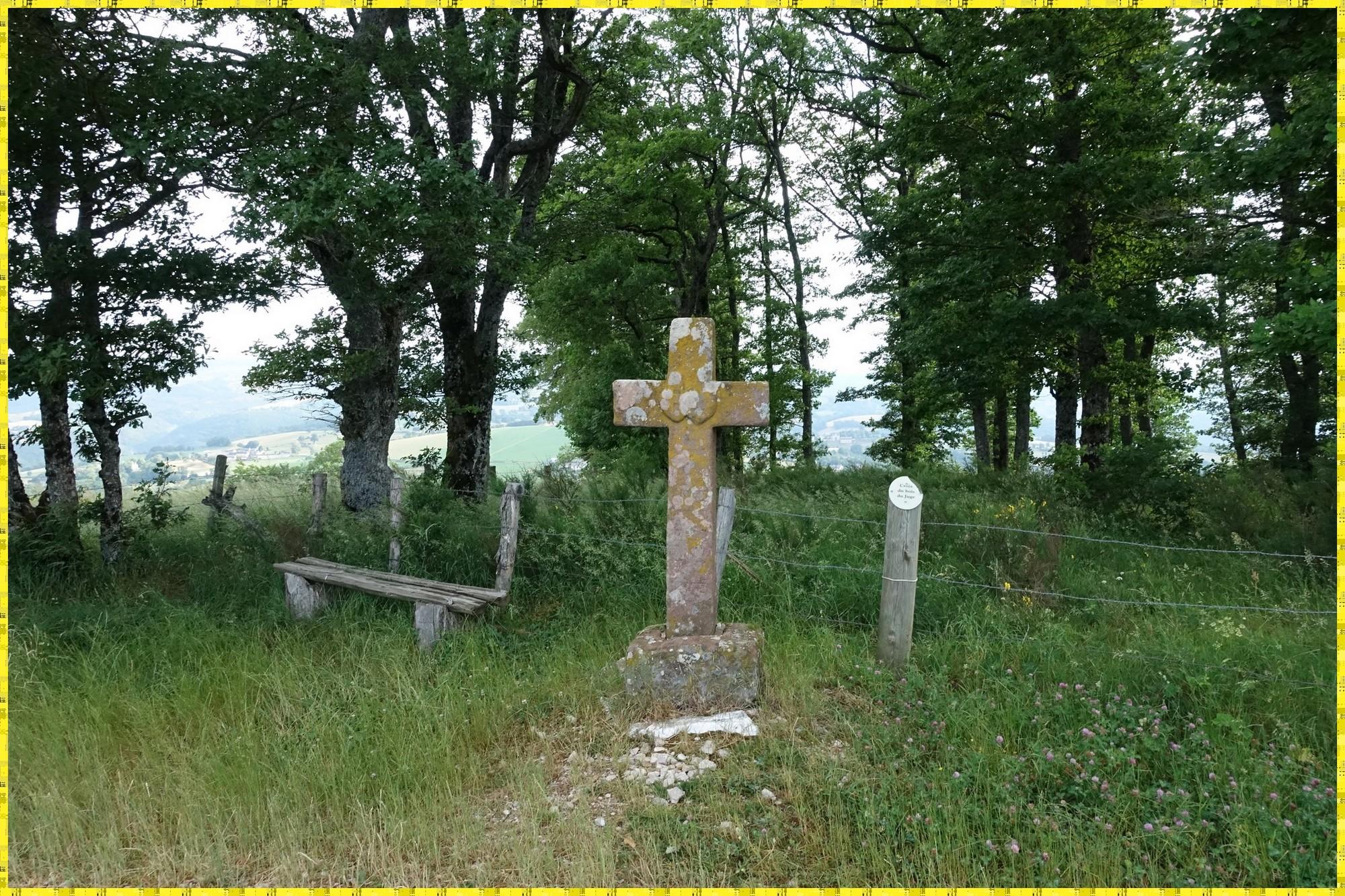 La Croix du Bois du Juge