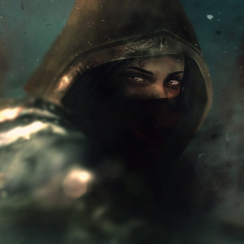 Zoom personnage : Shaïn, le guerrier au grand coeur