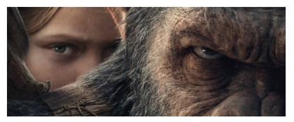La Planète des singes : Suprématie (2017)