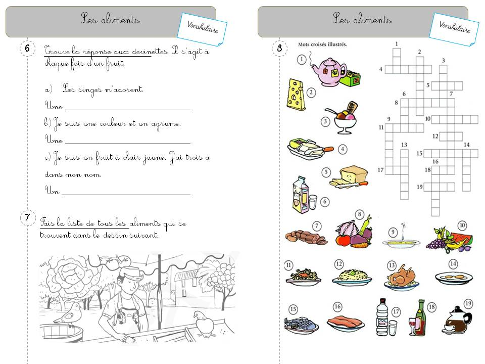 Enrichir son vocabulaire th mes la classe de stefany for Ustensiles de cuisine vocabulaire