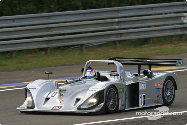 Le Mans 2004 Abandons