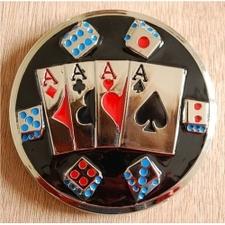 """Echange ATC coin """"Carte à jouer coeur"""""""