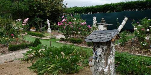 Le jardinet des roses