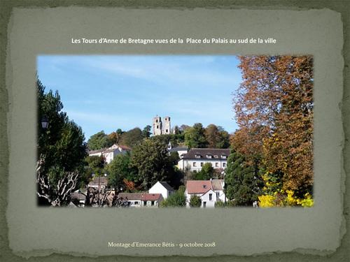 Visite guidée de Montfort l'Amaury : 1er volet - 1000 ans d'histoire
