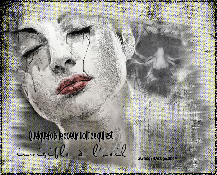 Masque 77 - Chez Violine