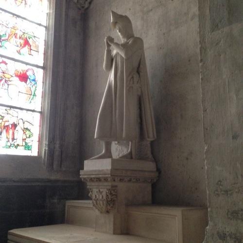 Jeanne d'Arc à Bourges