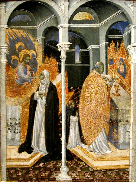 Sienne : Catherine de Sienne