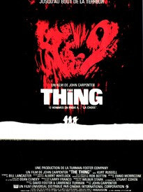 BOX OFFICE FRANCE 1982 THE THING