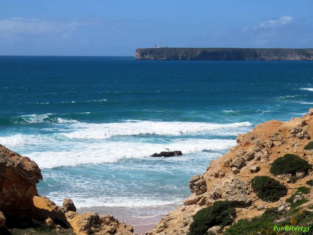 Sagres au Sud-Portugal