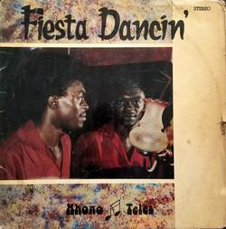 Nkono Teles - Fiesta Dancin' - Complete LP