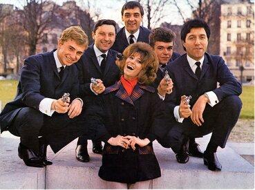 Cartes & Co : 1964