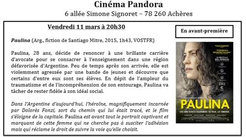 - Cinéma et politique en Amérique Latine et la Caraïbe à Maule et à Achères