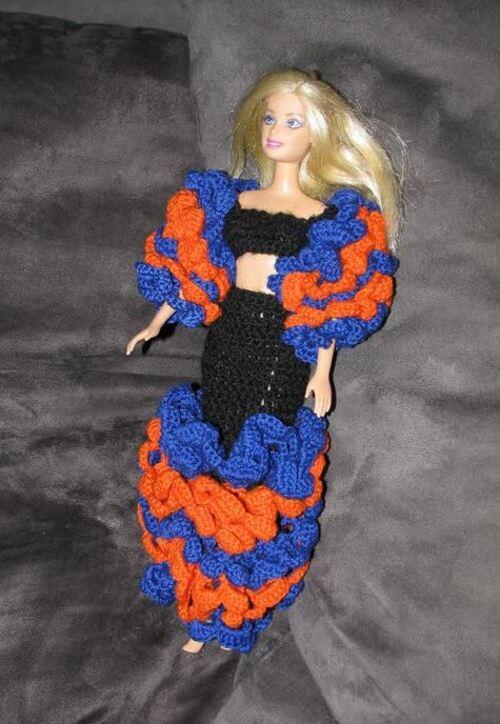 Barbie caméléon.les avancées (3)
