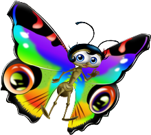 Tubes.. jolis Papillons