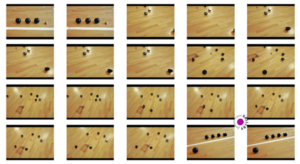 Boules-type games, Jeu boule, Gallery, Galerie Point to Point