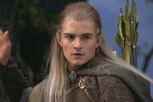 Les Elfes du Lothlorien