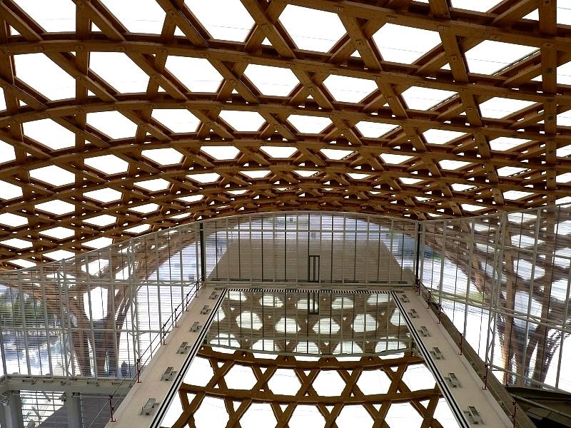 Le Centre Pompidou-Metz ...