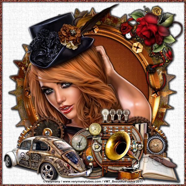 6 Tutoriel Divers - Steampunk