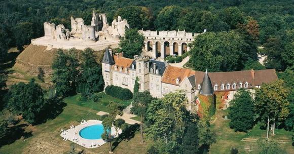 Le château de la Fère