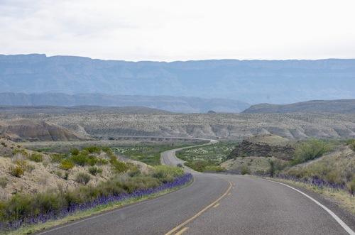 Jour 7 - Big Bend National Park
