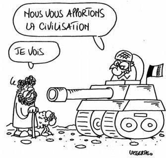 Macron, le colonialisme   et la guerre d'Algérie *** Un article de Jacques Cros