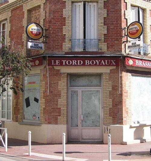Restaurant, le tord boyaux