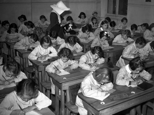08 - L'école et les filles