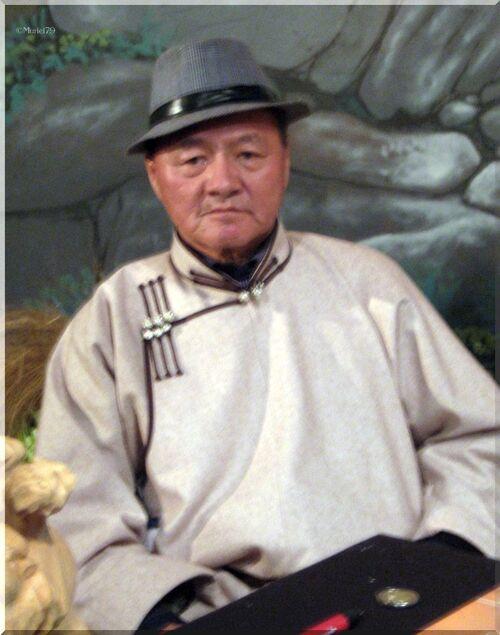 A la découverte de la Mongolie ...(4)