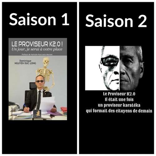 Prochainement, La Saison 2....