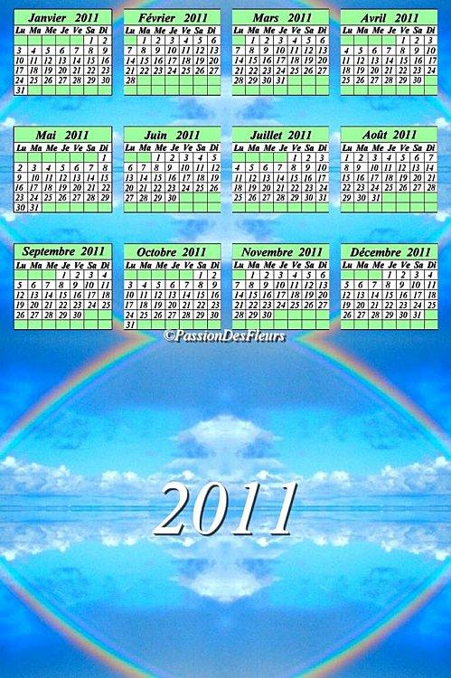 calendrier nature003d