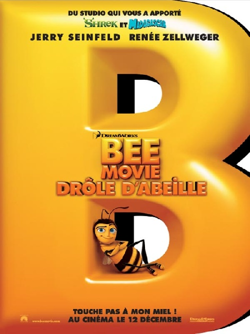 Bee Movie Drôle d'abeille