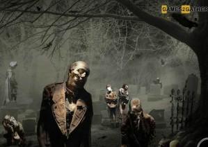 Hidden animals - Scary Halloween