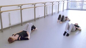 dance ballet class barre floor fitnesss