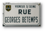 Georges BETEMPS