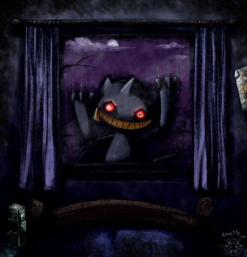 Les fantômes dans Pokémon, partie 2!