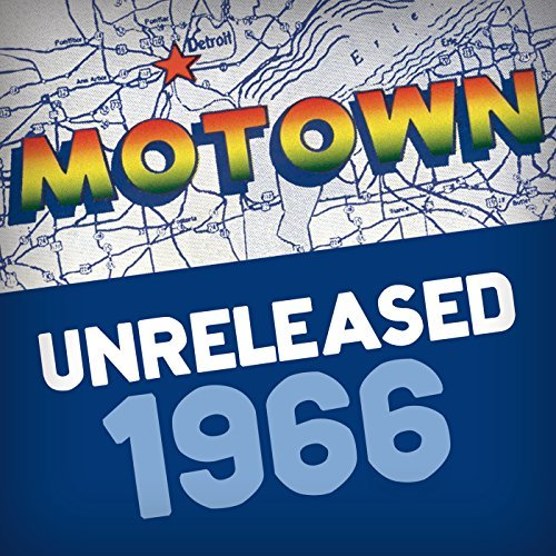 "Various Artists : "" Motown Unreleased 1966 Disc 03 "" CD Motown Records [ UK ]"